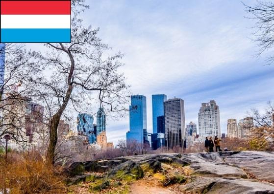 Luxembourg Schengen Visa New York Consulate