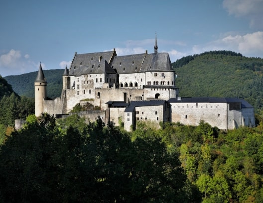 Luxembourg Schengen Visa New York