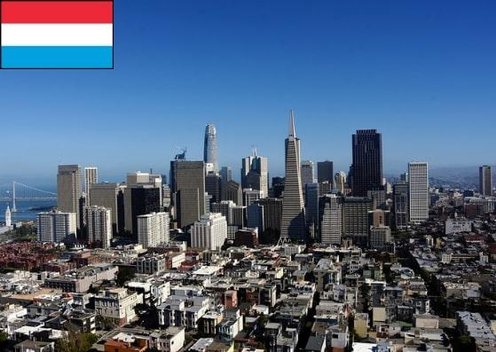 Luxembourg Schengen Visa San Francisco Consulate