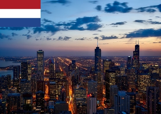 Netherlands Schengen Visa Chicago Consulate