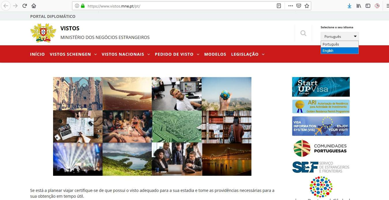 Portugal Schengen Visa San Francisco Consulate Application Form2