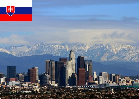 Slovakia Schengen Visa Los Angeles Consulate