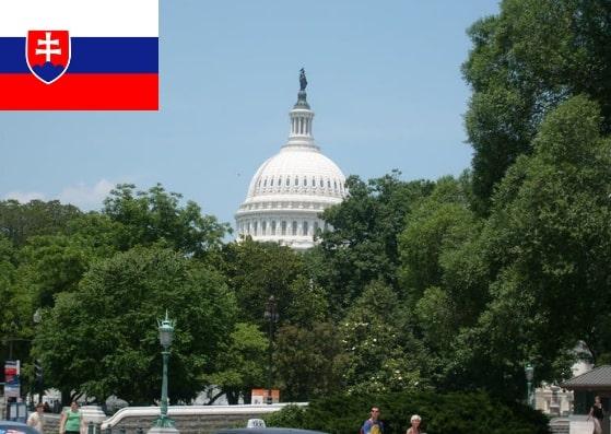 Slovakia Schengen Visa Washington DC Embassy