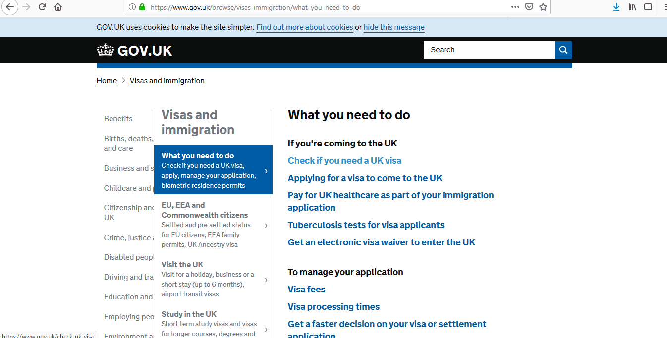 UK Visa Application Process and Requirements2