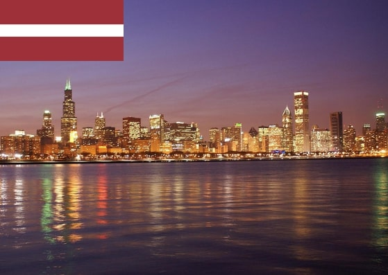 Latvia Schengen Visa Chicago Consulate
