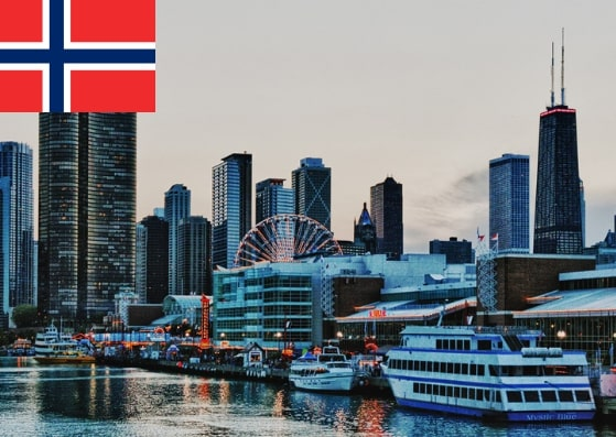 Norway Schengen Visa Chicago Consulate
