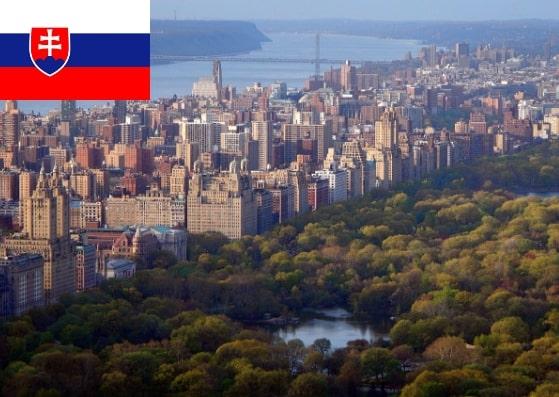 Slovakia Schengen Visa NYC New York Consulate
