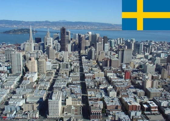 Swedish Consulate SFO, San Francisco- 5 Easy Steps to Apply for