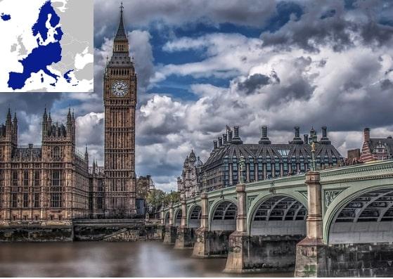 Apply Schengen Visa from UK
