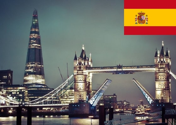 Spain Schengen Visa from UK