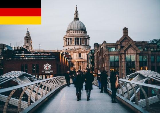 Germany Schengen Visa London Consulate