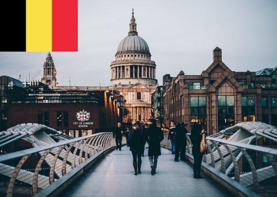 Belgium Schengen Visa London Consulate