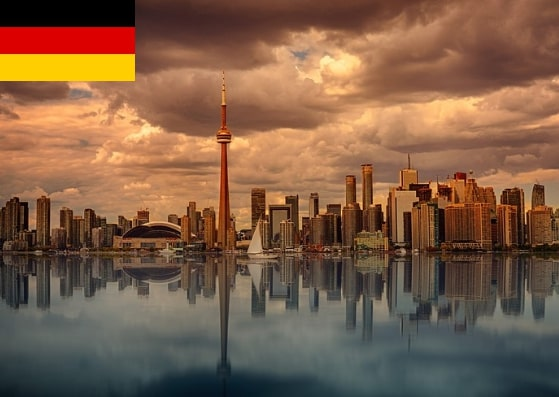 Germany Schengen Visa from Toronto Canada