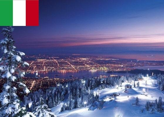 Italy Schengen Visa from Canada