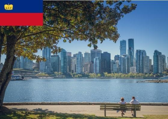 Liechtenstein Schengen Visa from Canada