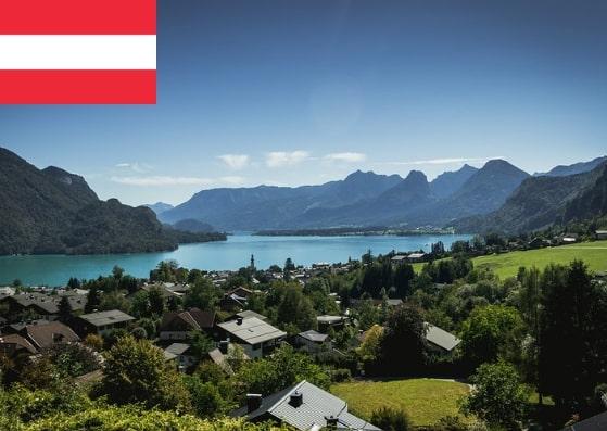 Austria Schengen Visa from Australia