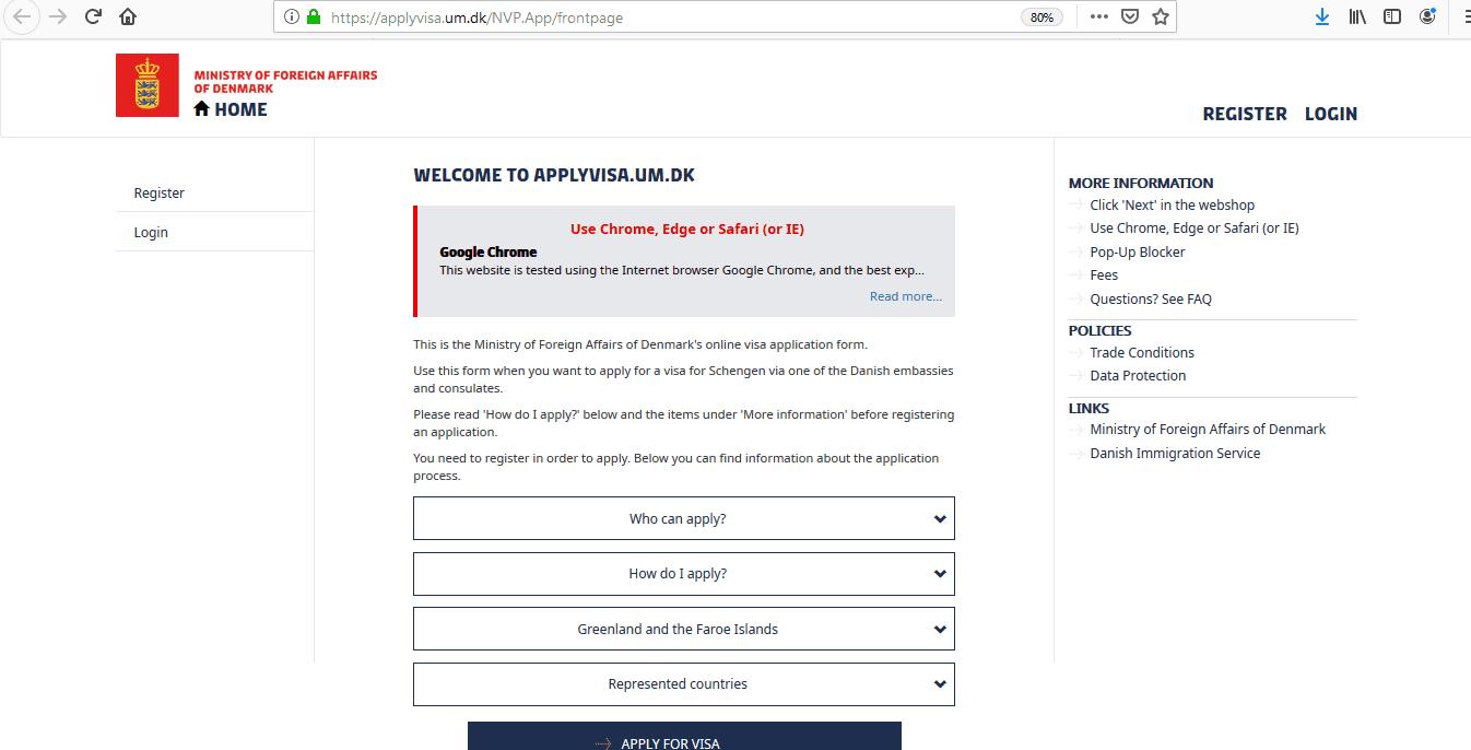 Sweden Schengen Visa from Canada Application Form3