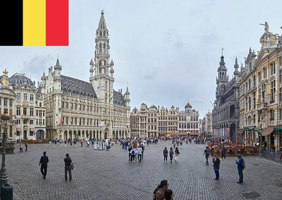 Belgium Schengen Visa from Australia