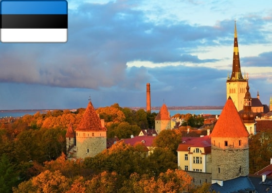 Estonia Schengen Visa from Australia