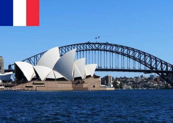 France Schengen Visa from Australia