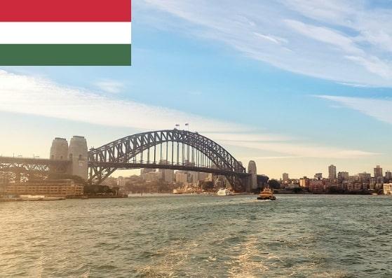 Hungary Schengen Visa from Australia