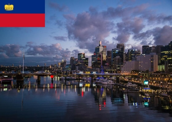 Liechtenstein Schengen Visa from Australia