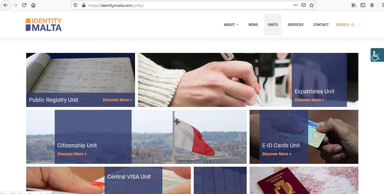 Malta Schengen Visa from Australia Application Form1
