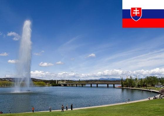 Slovakia Schengen Visa from Australia