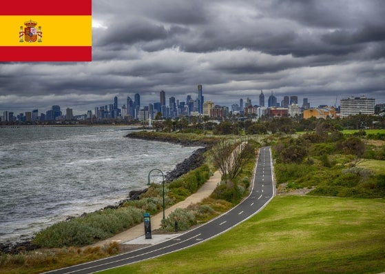 Spain Schengen Visa from Australia