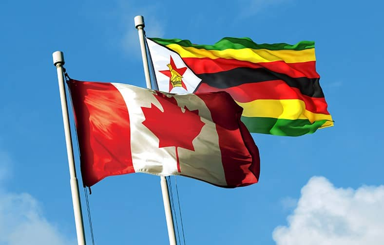 Canada Visa From Zimbabwe