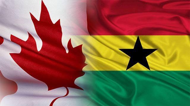 Canada Visa From Ghana