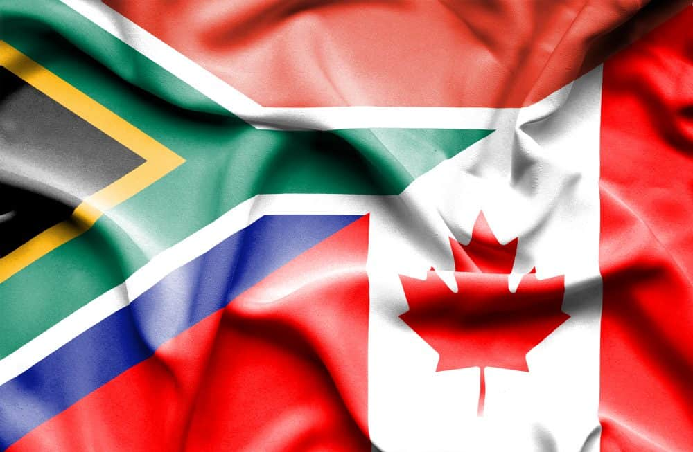 Canada Visa From South Africa