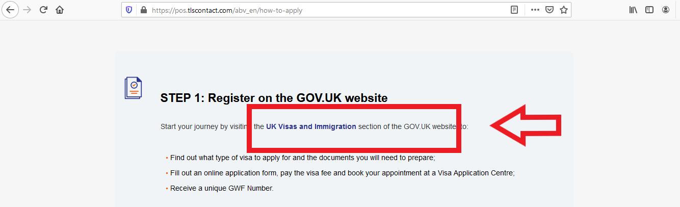 Apply UK Visa from Nigeria - Online Application 2