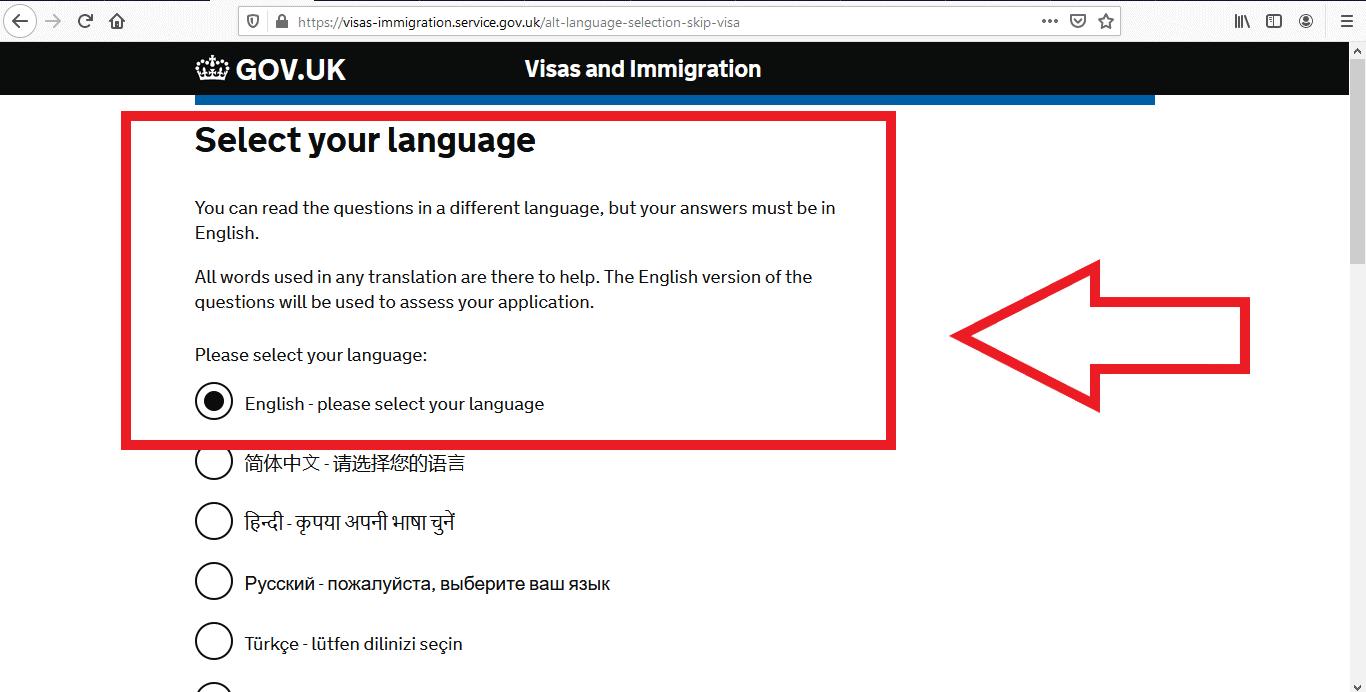Apply UK Visa From Bangladesh Online Application 10