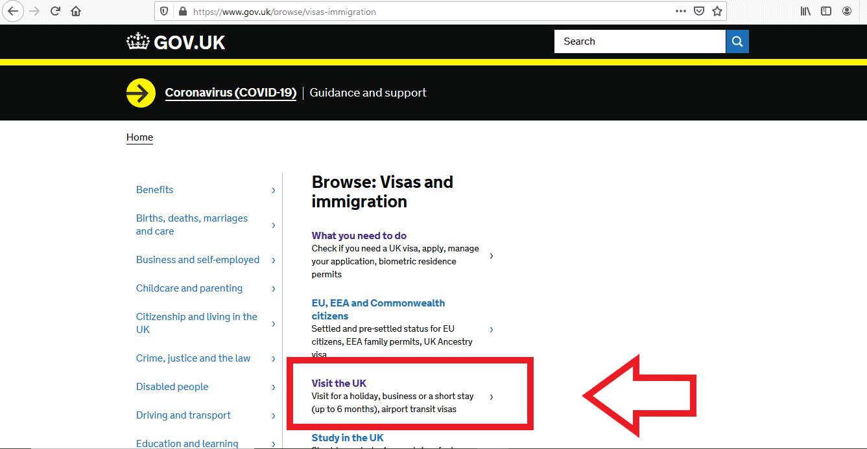 Apply UK Visa From Bangladesh Online Application 5