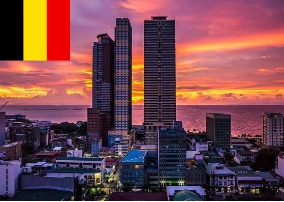 Apply Belgium Schengen Visa From Philippines
