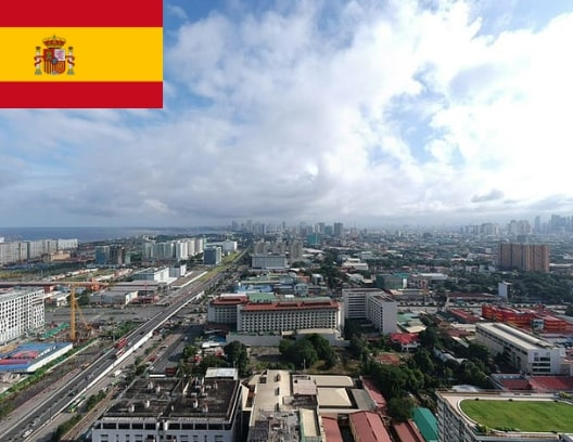 Apply for Spain Visa from Philippines