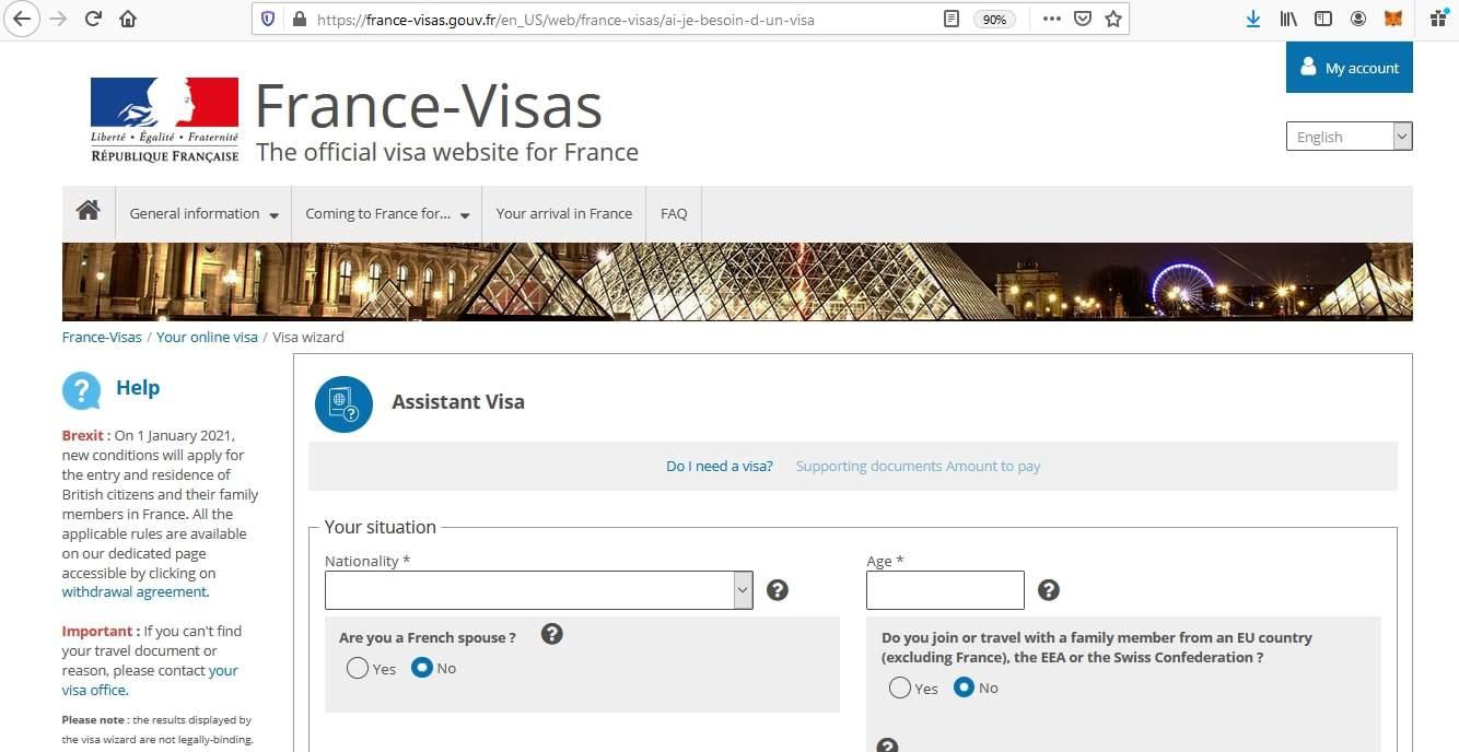 Apply for France Schengen Visa from Philippines Online Application4