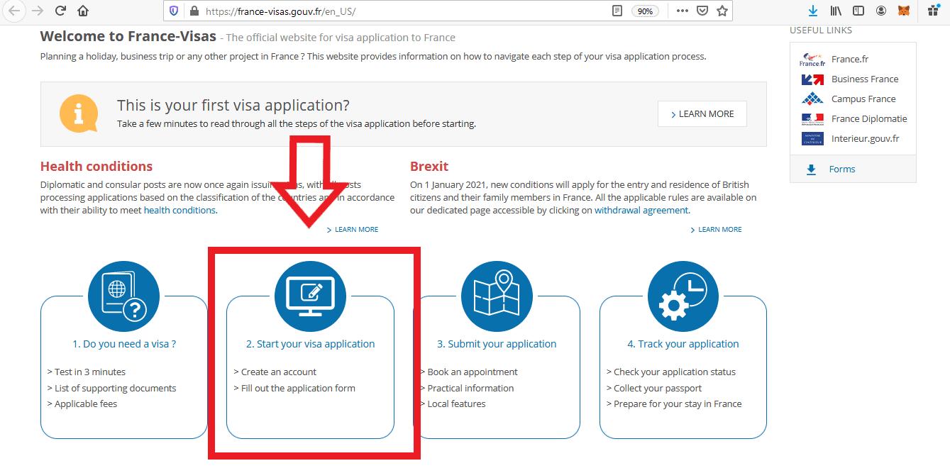 Apply for France Schengen Visa from Philippines Online Application6