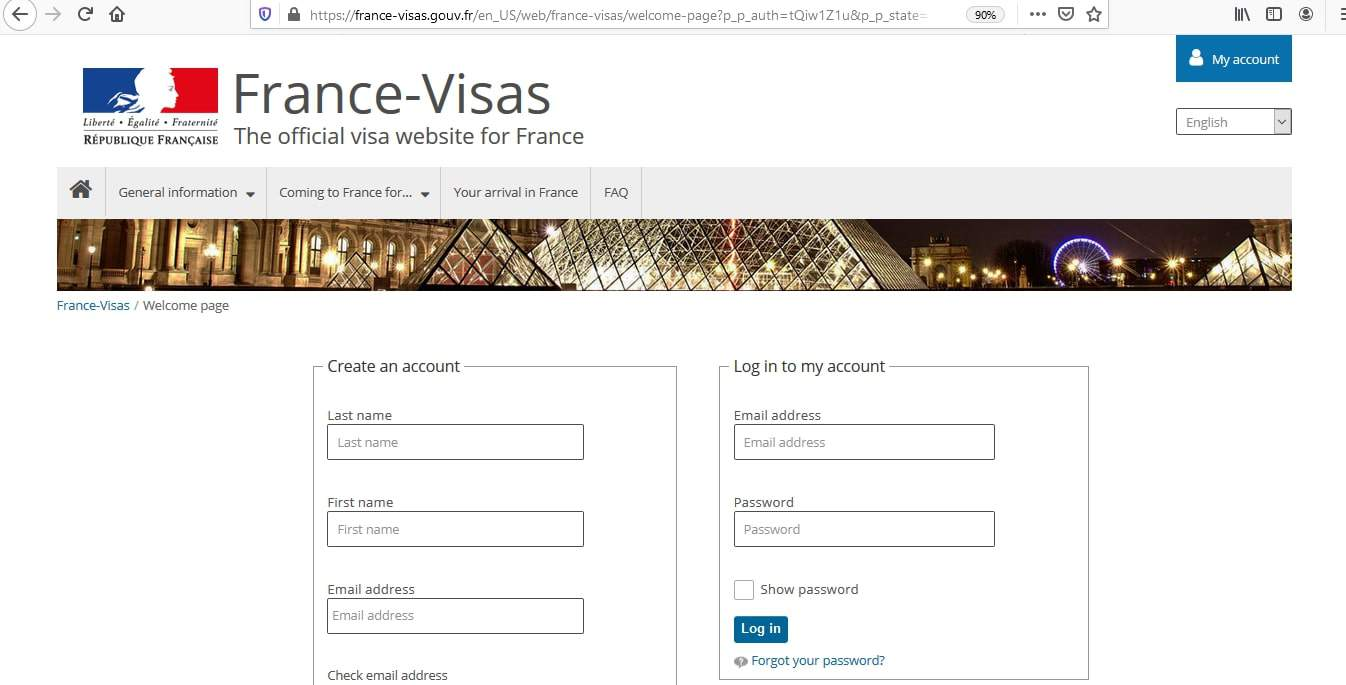 Apply for France Schengen Visa from Philippines Online Application8