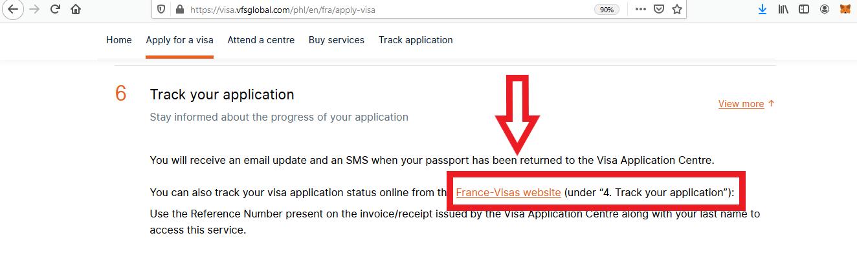 Apply for France Schengen Visa from Philippines Online Application9