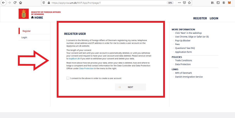 Apply for Denmark Schengen Visa from Philippines Online Application4