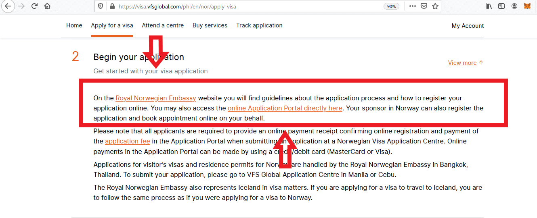 Apply for Iceland Schengen Visa from Philippines Online Application 5