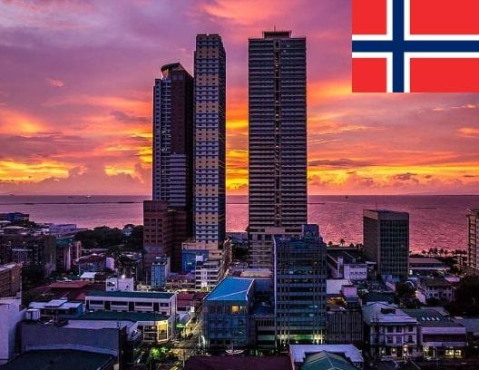 Apply for Norway Schengen Visa from Philippines